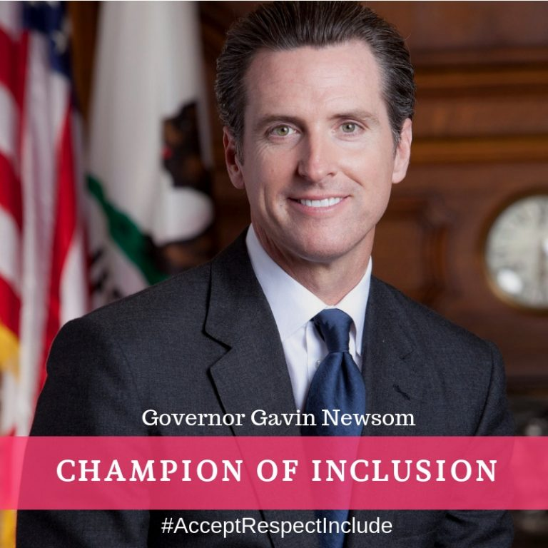 Champion for Inclusion